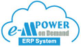e-M-POWER ERP System Logo