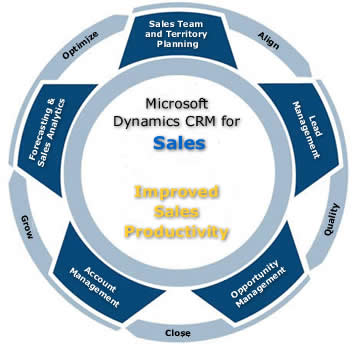 Microsoft CRM Sales Automation